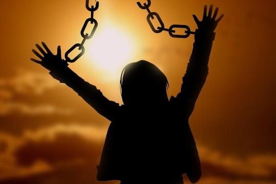 free from bondage & strongholds